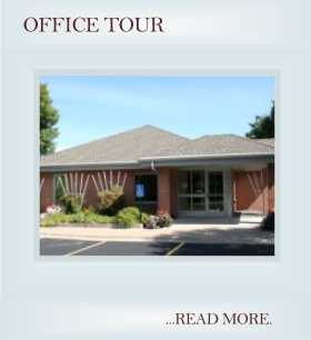 Maple Grove office tour
